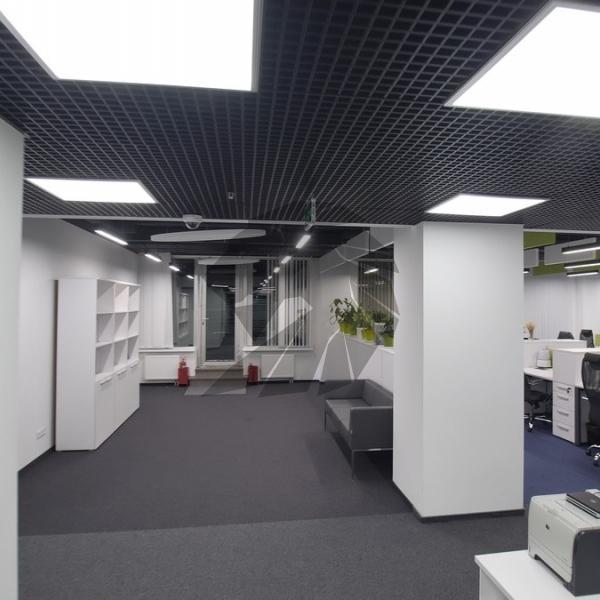 Офис компании ОМБ, БЦ «Северное Сияние»