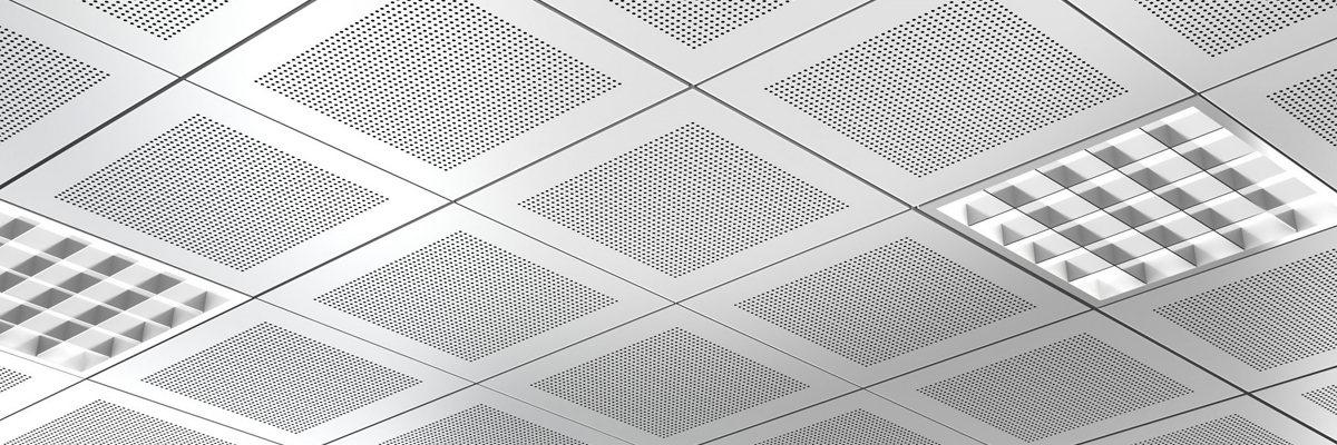 Монтаж потолков